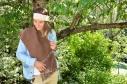 ZERMATT: couvre épaules marron glacé; tissé main 49€ 100% alpaga